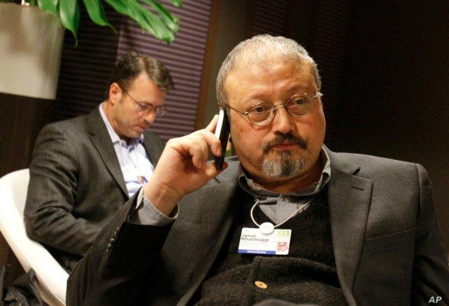 Le journaliste Jamal Khashoggi qui a été assassiné le 2octobre 2018
