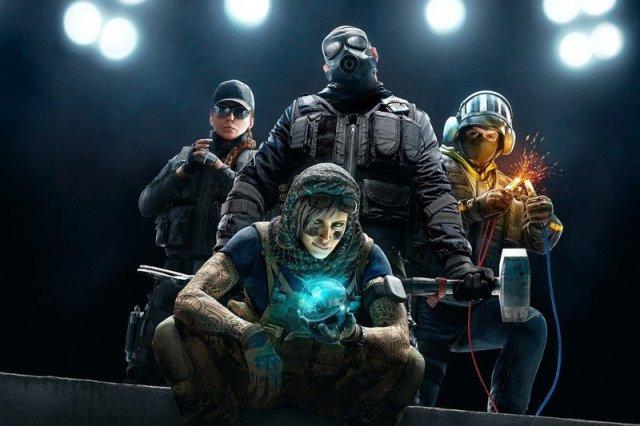 Rainbow Six Siege Operators