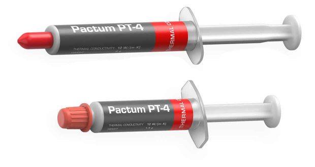 Pâte Thermique Pactum PT-4 de SilentiumPC