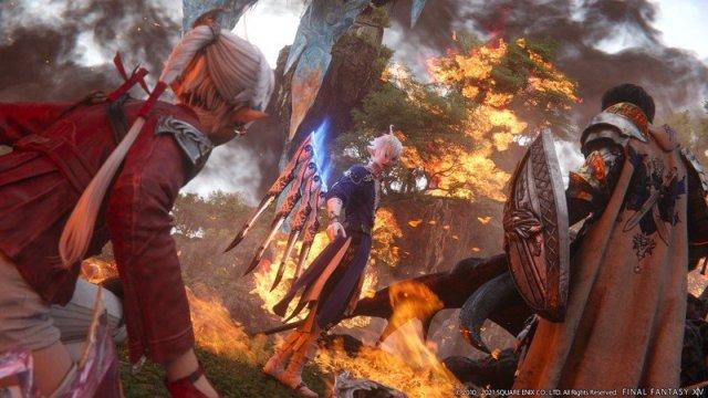 Final Fantasy Xiv Endwalker Scions