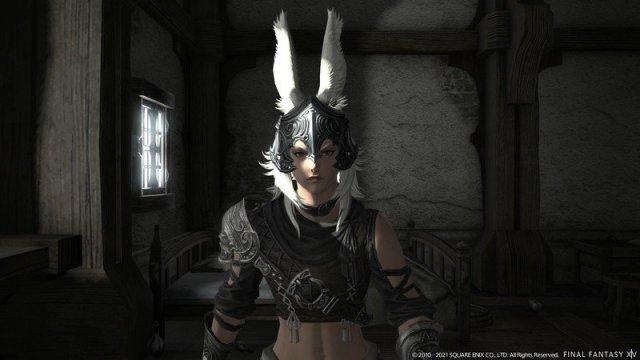 Final Fantasy Xiv Endwalker Male Viera