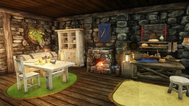 New World Housing Interior