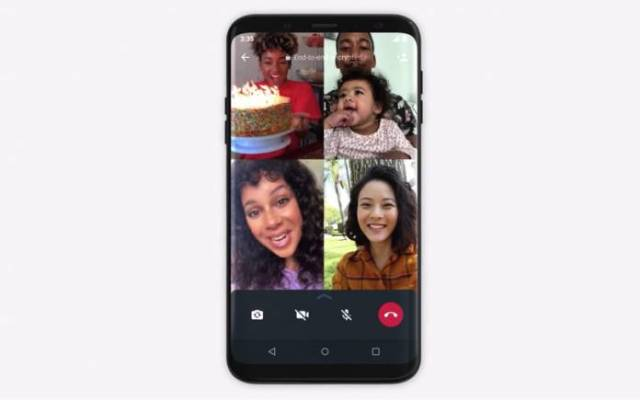 Joinable Group Call Facebook Whatsapp