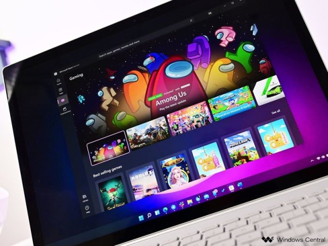 Windows 11 Storenew Dark Surfacebook