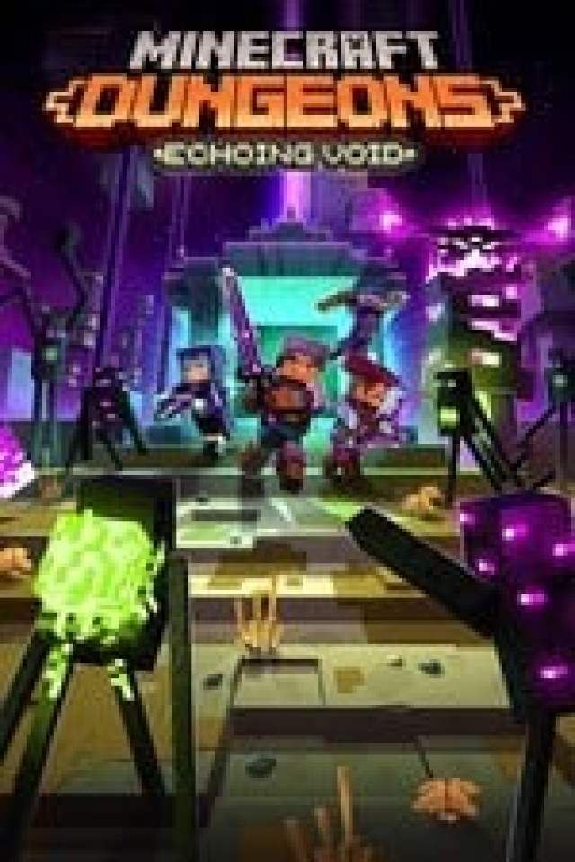 Minecraft Dungeons Echoing Void Dlc Reco Image