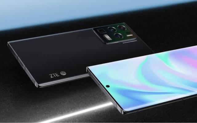 ZTE Axon 30 with UDC Concept