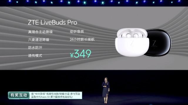 ZTE LiveBuds Pro