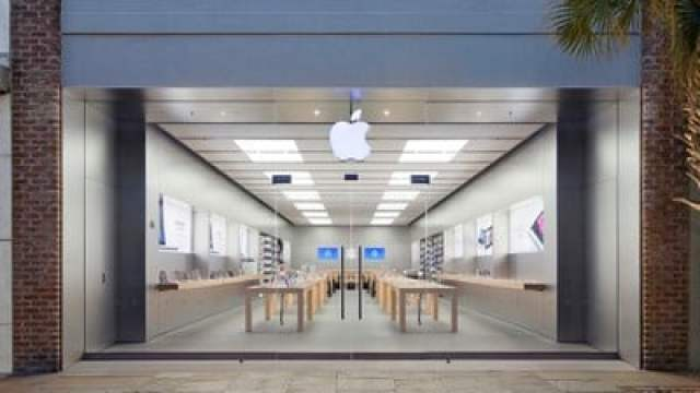 apple charleston store