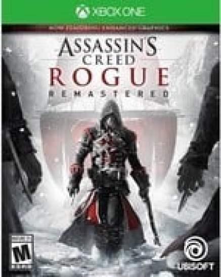 Assassins Creed Rogue Remastered Box Art