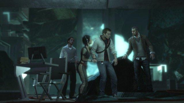 Assassins Creed 3 Desmond And Team