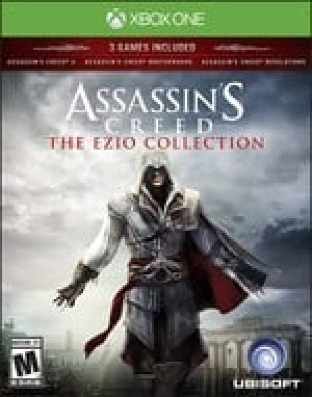 Assassins Creed The Ezio Collection Cover