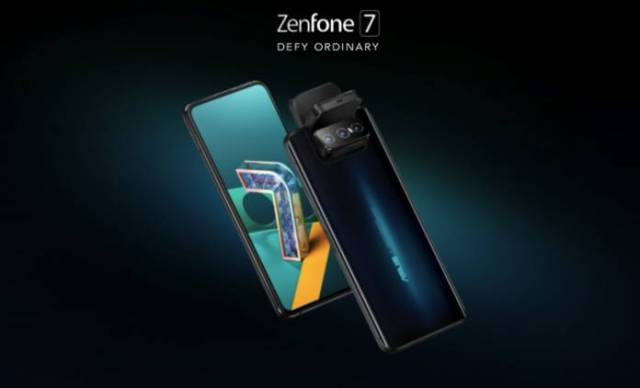 ASUS ZenFone 7 Android 11 Update