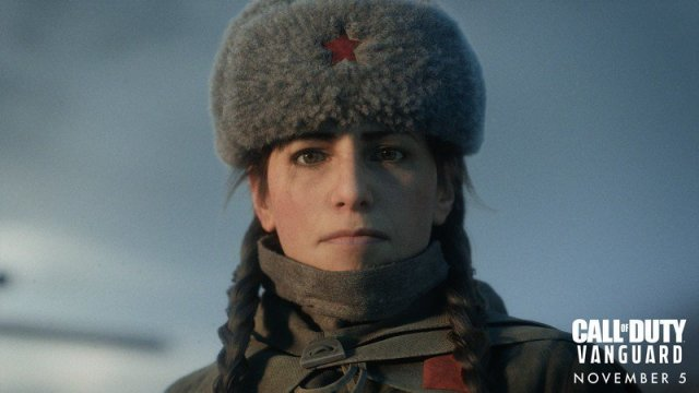 Call Of Duty Vanguard Petrova