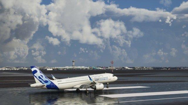 Microsoft Flight Simulator Airbus A320 Jfk