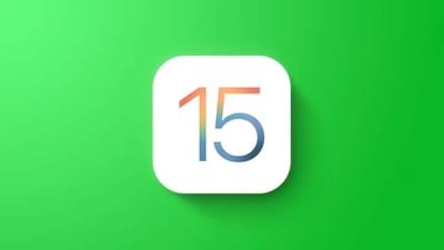iOS 15 General Feature Green