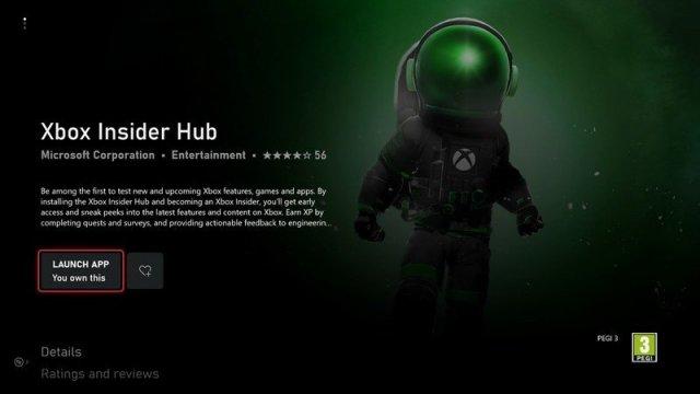 Xbox Insider Hub August 2021 Store