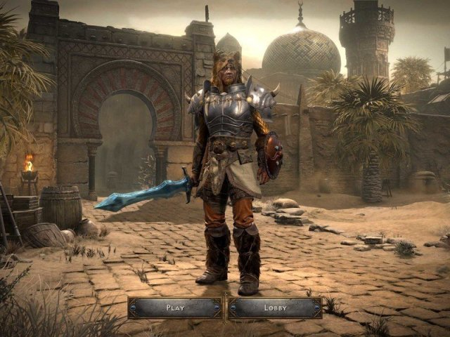 Diablo 2 Resurrected Druid