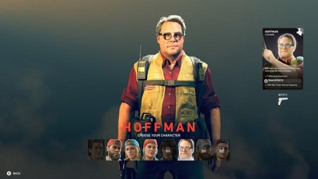 Back 4 Blood Hoffman