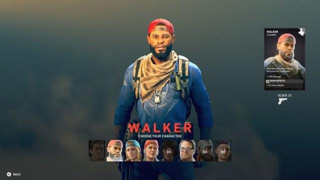 Back 4 Blood Walker