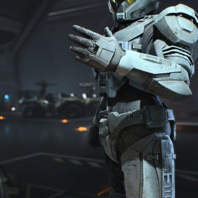 Halo Infinite Armor Screenshot Gloves