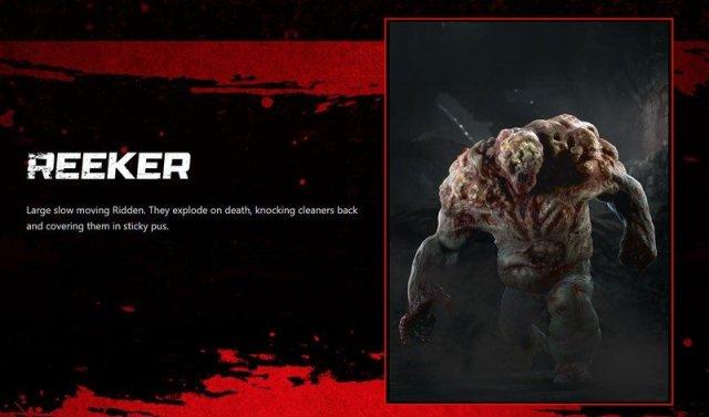 Back 4 Blood Reeker