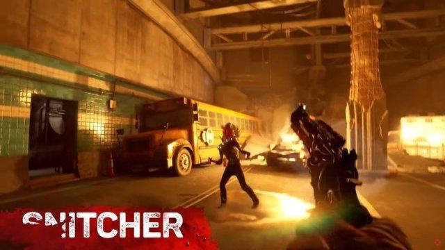Back 4b Blood Snitcher