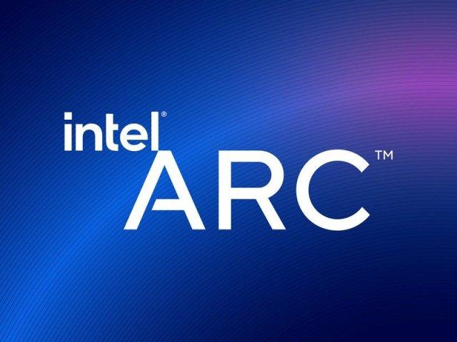 Intel Arc Logo 4x