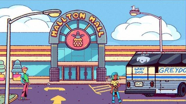 The Big Con Mall