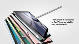 Rendus iPad mini de sixième génération (images: @apple_idesigner)