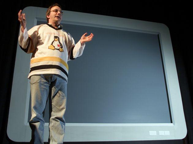 Linus Torvalds souffle les 30bougies de Linux