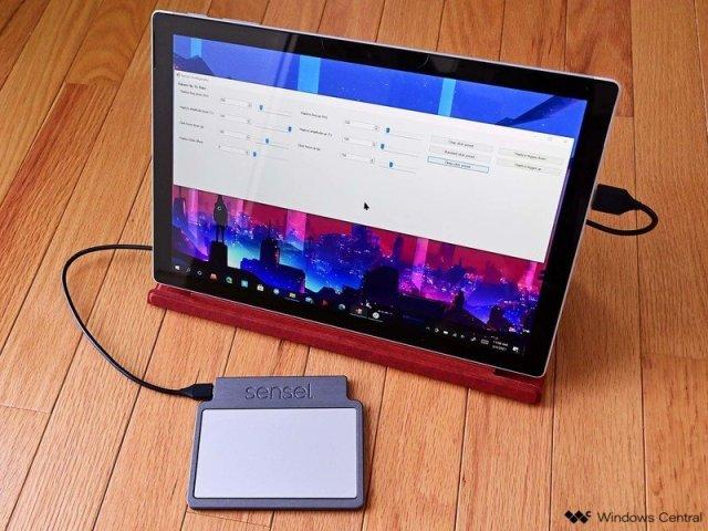 Sensel Haptic Touchpad 2021