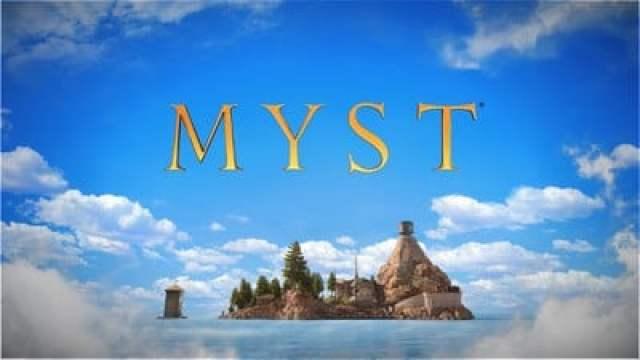 myst game mac