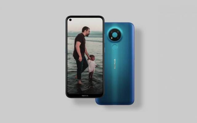 Nokia 3.4 Android 11 OS Update