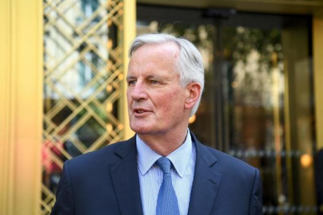 Michel Barnier, le 20 juillet 2021, à Paris.