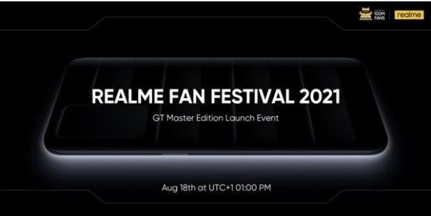Realme GT Master Edition Europe launch set for August 18, retail package surfaces