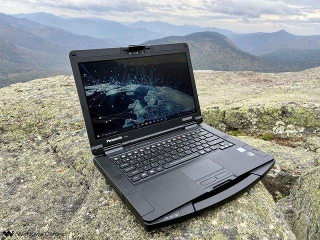 Panasonic Toughbook 55 Mk2 Mountain