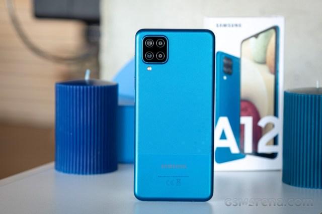 Samsung Galaxy A12 Nacho arrives with Exynos 850