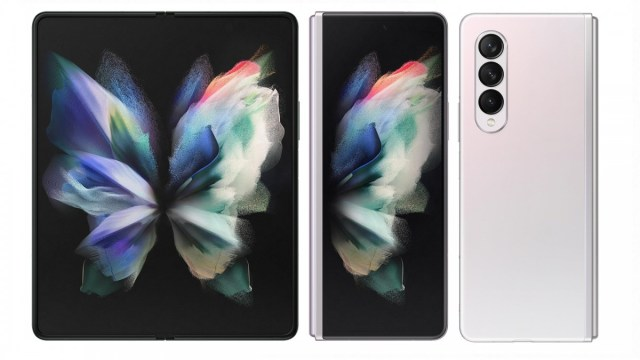 Samsung Galaxy Z Fold3 5G detailed in near complete (but unofficial) spec sheet