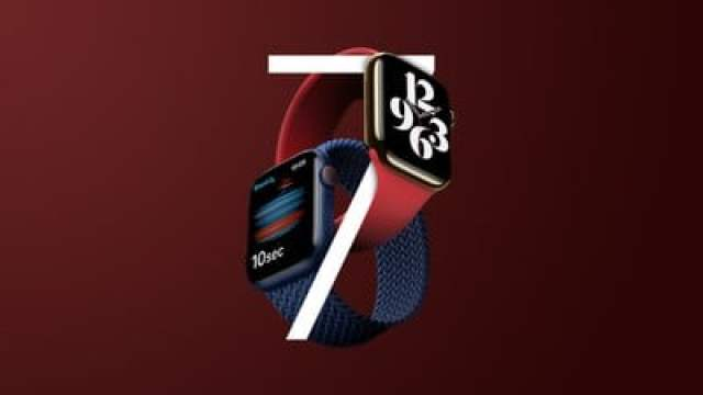 Apple Watch 7 Unreleased Feature Red