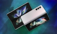 Samsung Galaxy Z Fold3 and Z Flip3 handled on camera ahead of announcement