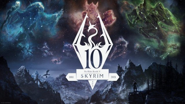 Skyrim Anniversary