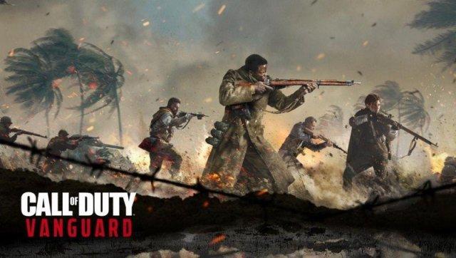 Call Of Duty Vanguard Art