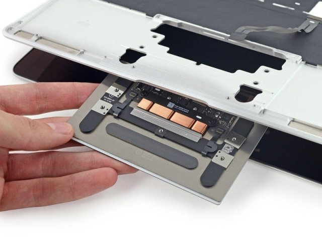 Apple Force Touch Ifixit