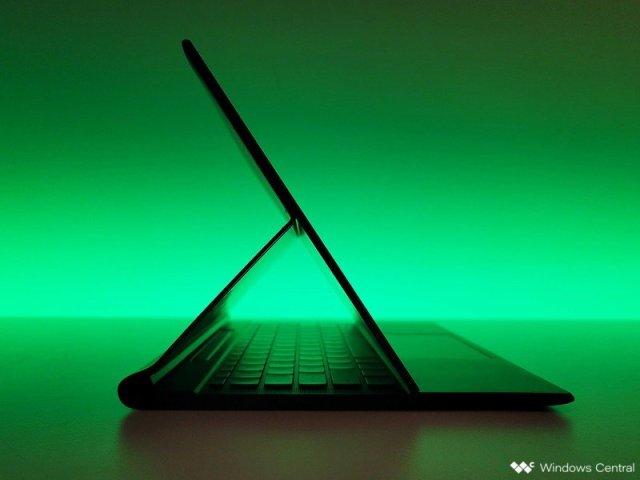 Hp Elite Folio Green