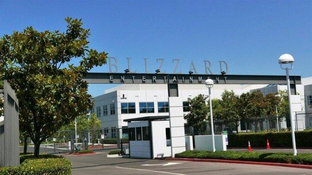 Blizzard Entertainment Hq