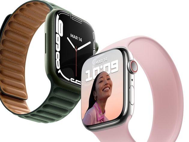Apple dévoile les nouvelles caractéristiques et le nouveau design de l'Apple Watch Series7