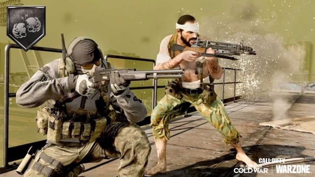Black Ops Cold War Season 5 Warzone