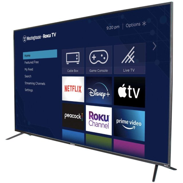 Westinghouse 75 Inch Tv