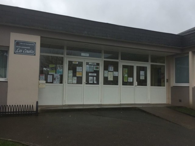 Un enfant a été testé positif au Covid-19 à l'école des Courlis, à Cherbourg (Manche).