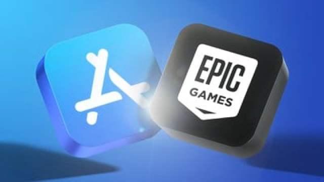 app store blue banner epic 1